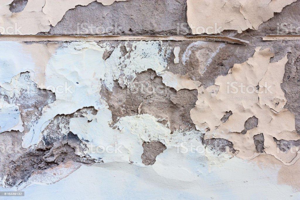 Einfach Steinwand Farbe ~ Alte bemalte grauen steinwand textur geknackt farbe hintergrund n