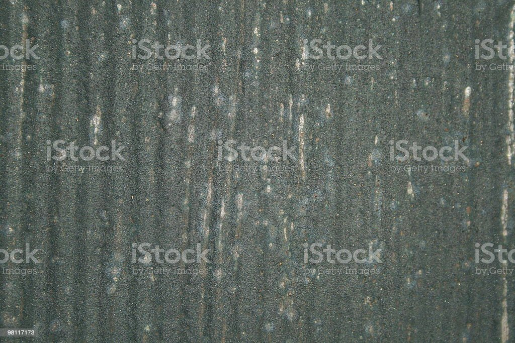 Old Painted Metal Texture royalty-free stock photo