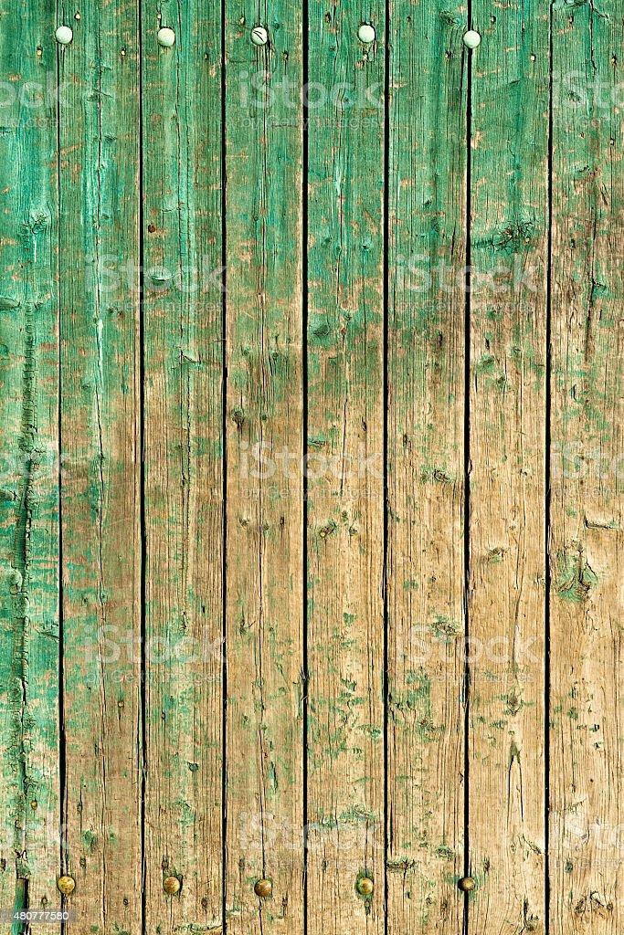 Old pintado tablas - foto de stock