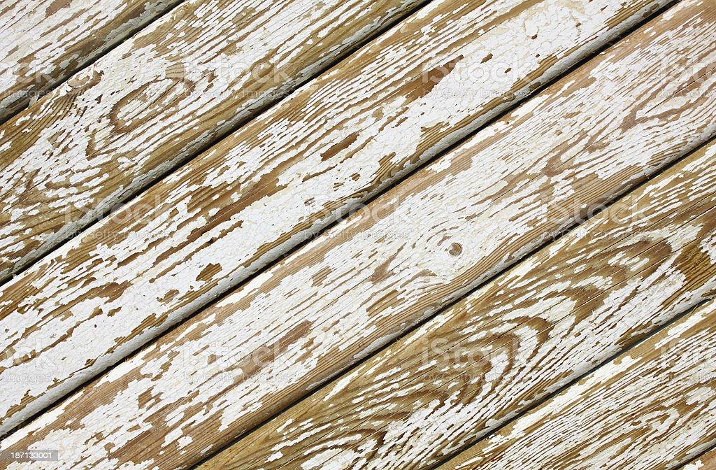 Alte Holz Hintergrund Gemalt Stockfoto Und Mehr Bilder Von Alt