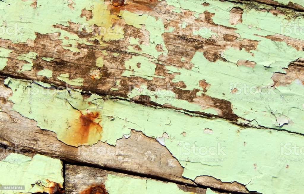 old  painted wooden texture background foto stock royalty-free