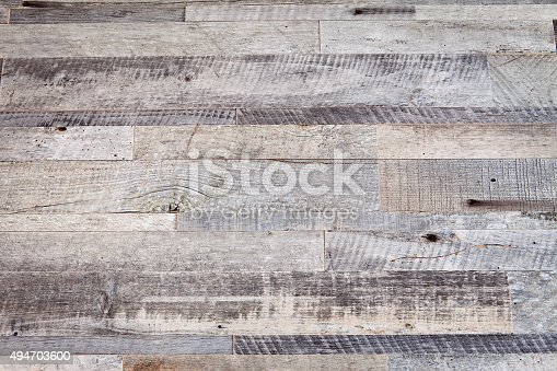 istock Old painted wooden wall 494703600