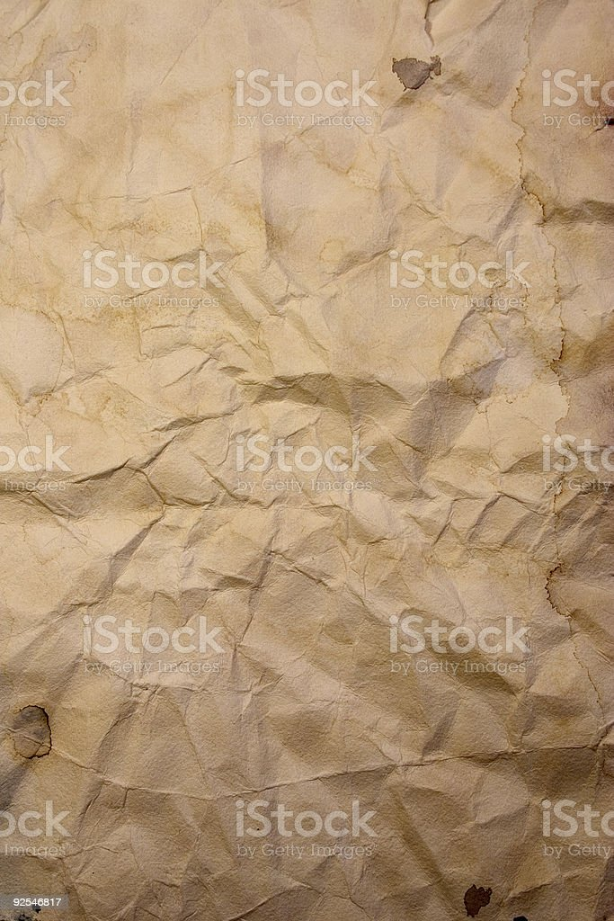 Old paper 05 royalty-free stock photo