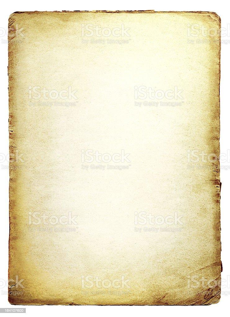 Antigo fundo de papel - foto de acervo