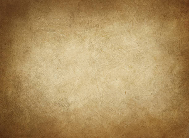 old  paper background - sepia stock photos and pictures
