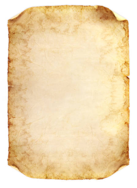 Altes Papier Hintergrund – Foto
