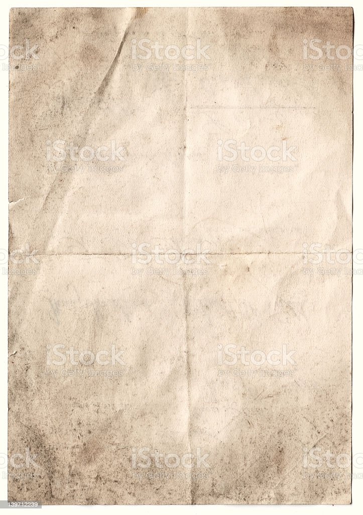 Old Paper background texture (Clipping Path Inc) stock photo