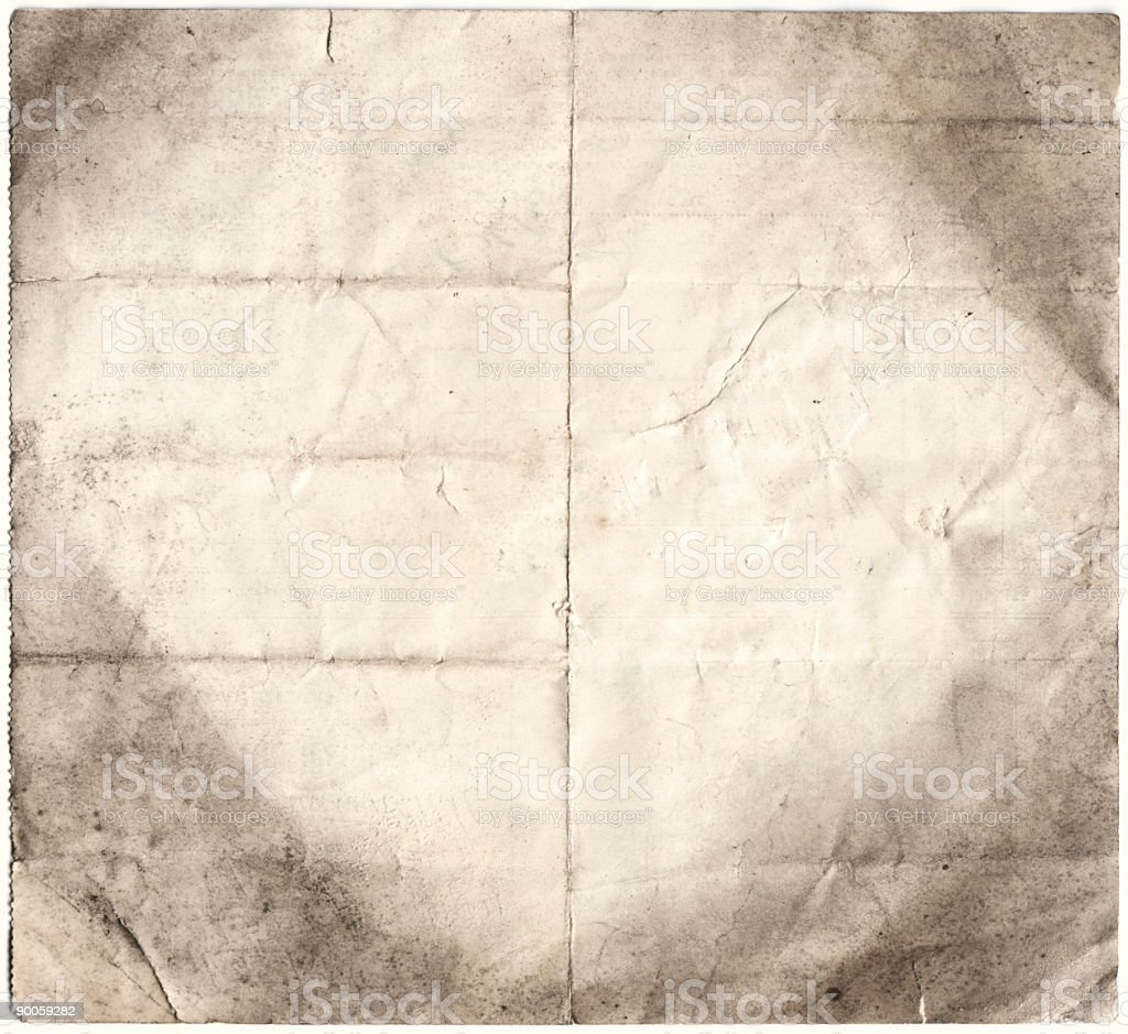 Old Paper background texture (Clipping Path Inc) royalty-free stock photo