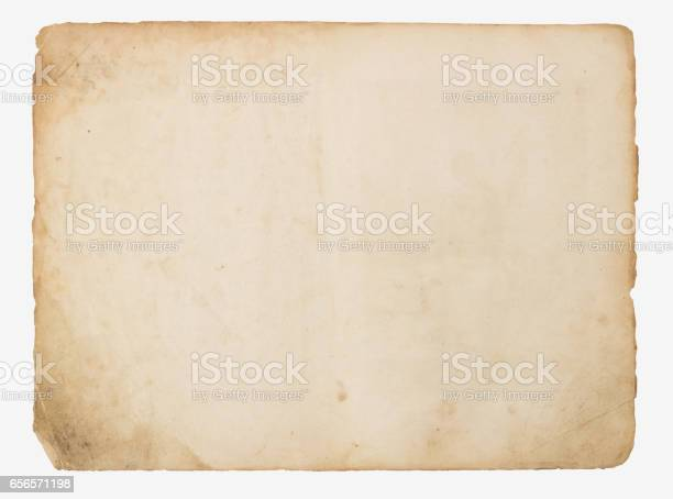 Old paper isolated on a white background picture id656571198?b=1&k=6&m=656571198&s=612x612&h=jvs46g7mbah2 5q8ofxj4kulmv9el3wgqqdu48xry k=