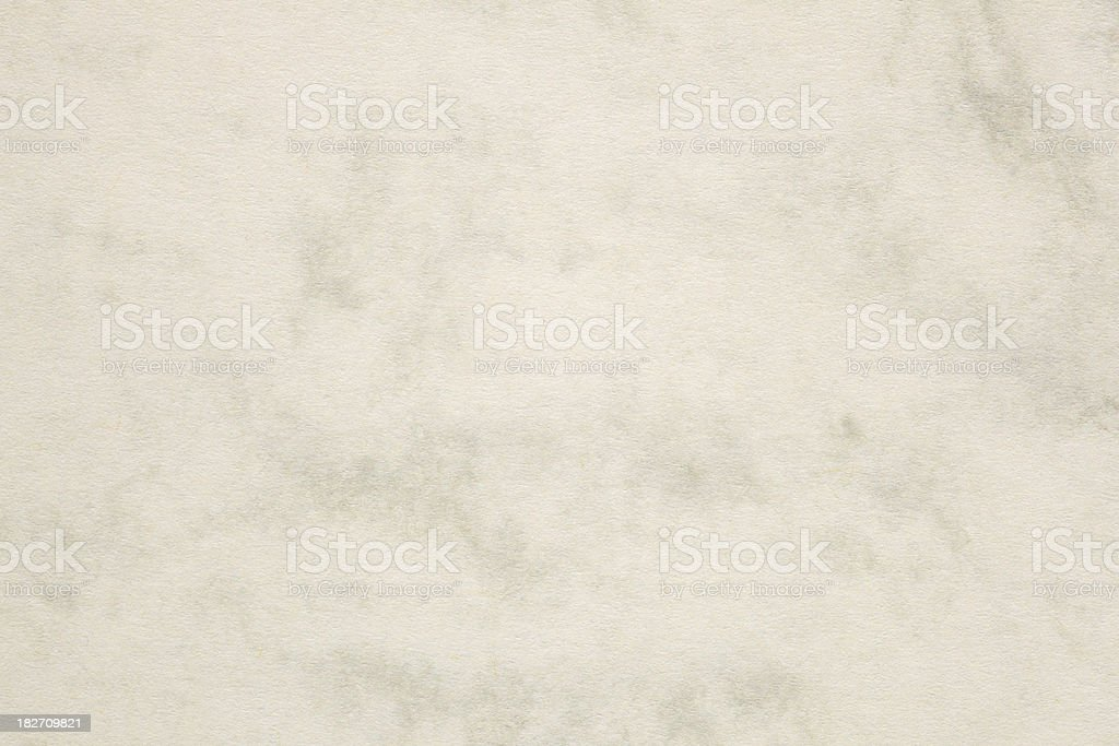 old paper / parchment as background royalty-free stock photo