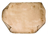 istock old paper parchment scroll 863559664