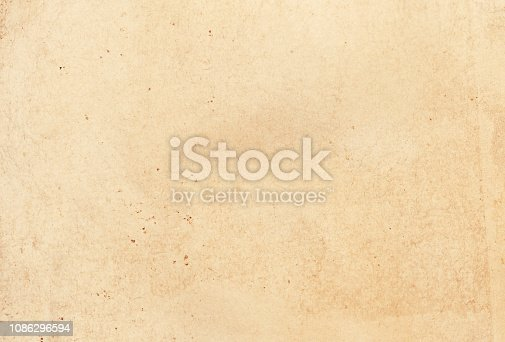 istock Old paper 1086296594