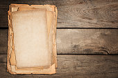 istock Old paper 677652964