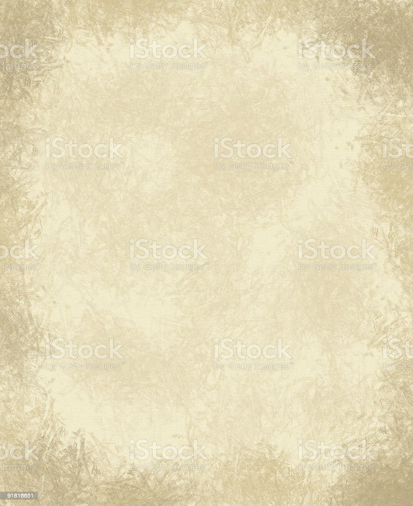 old paper (XXL) royalty-free stock photo
