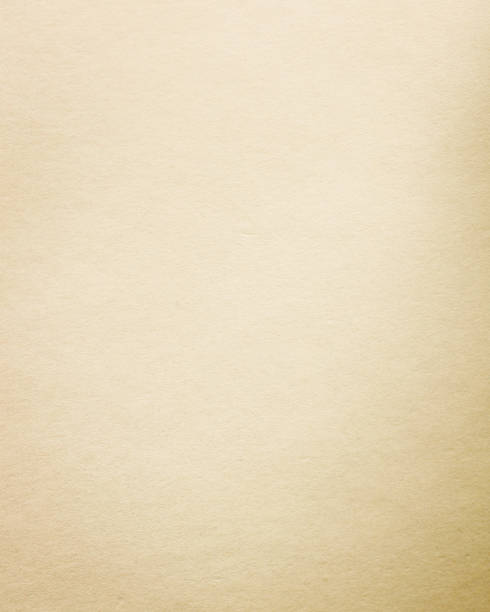 Old paper texture background. Beige color. stock photo