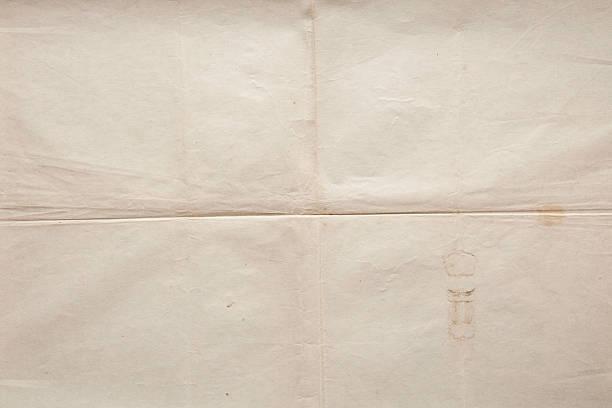 alt papier textur hintergrund - faltpapier stock-fotos und bilder