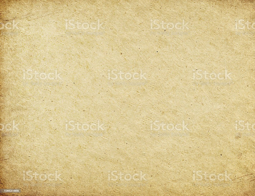Old paper texture royalty-free stock photo