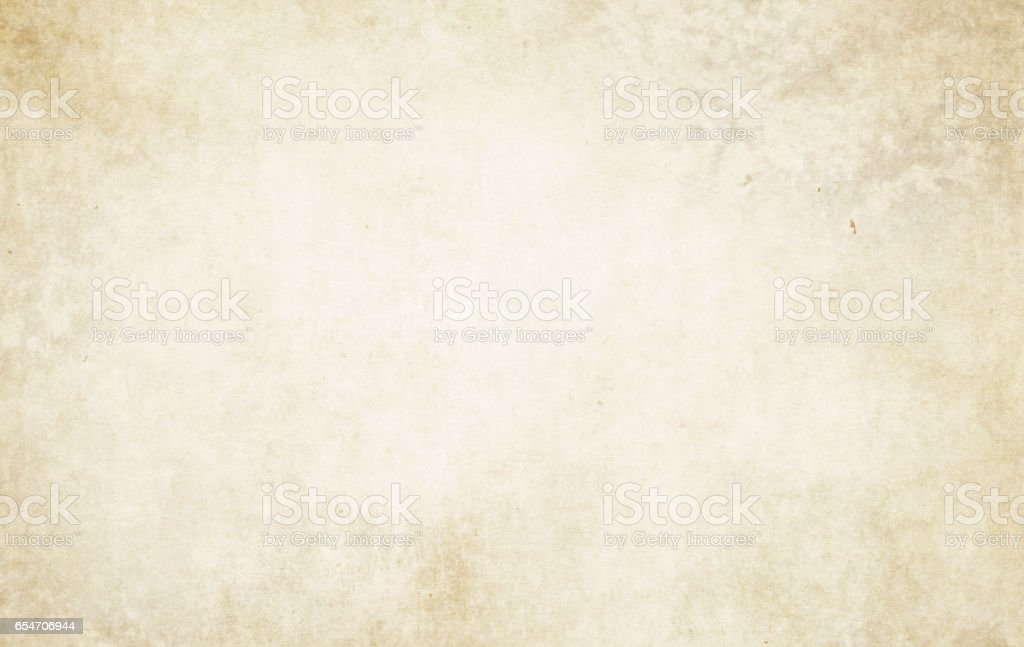 Old Paper Texture Stock Photo - Download Image Now
