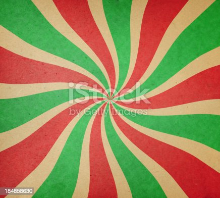 istock old paper with spiral ray pattern 184858630
