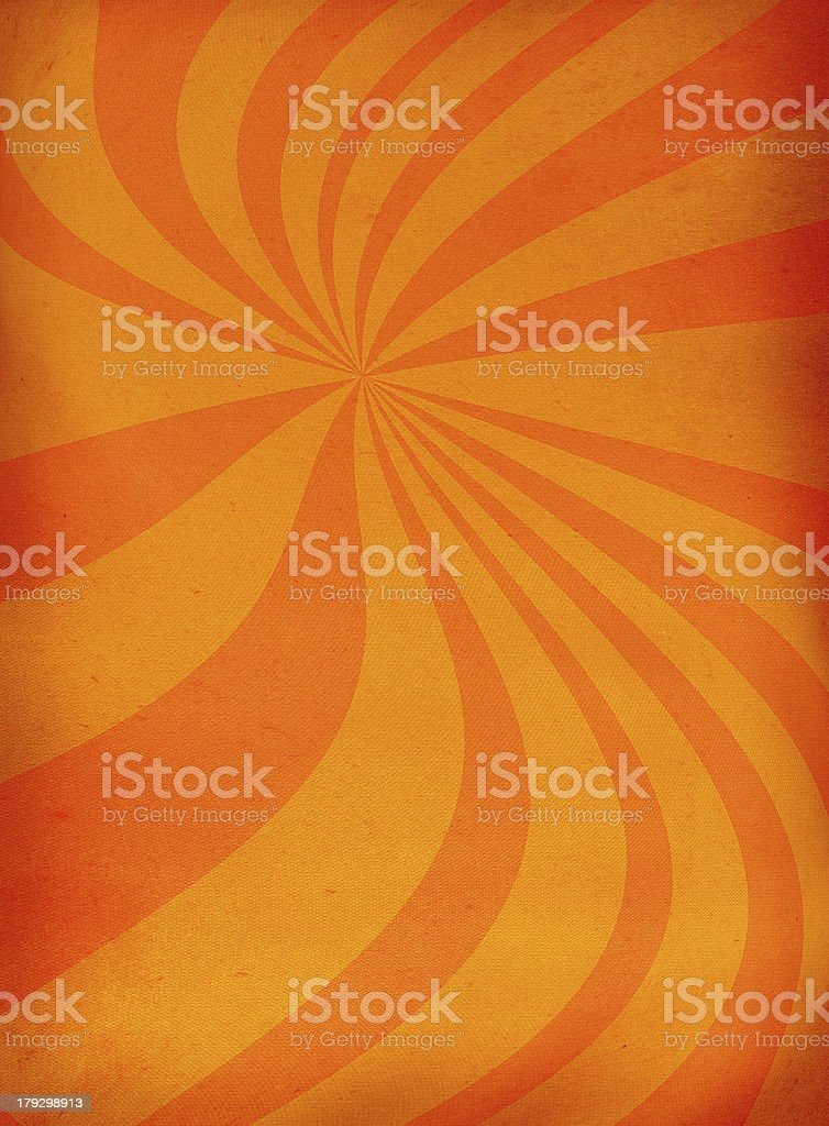 old paper with twirl motive royalty-free stock photo