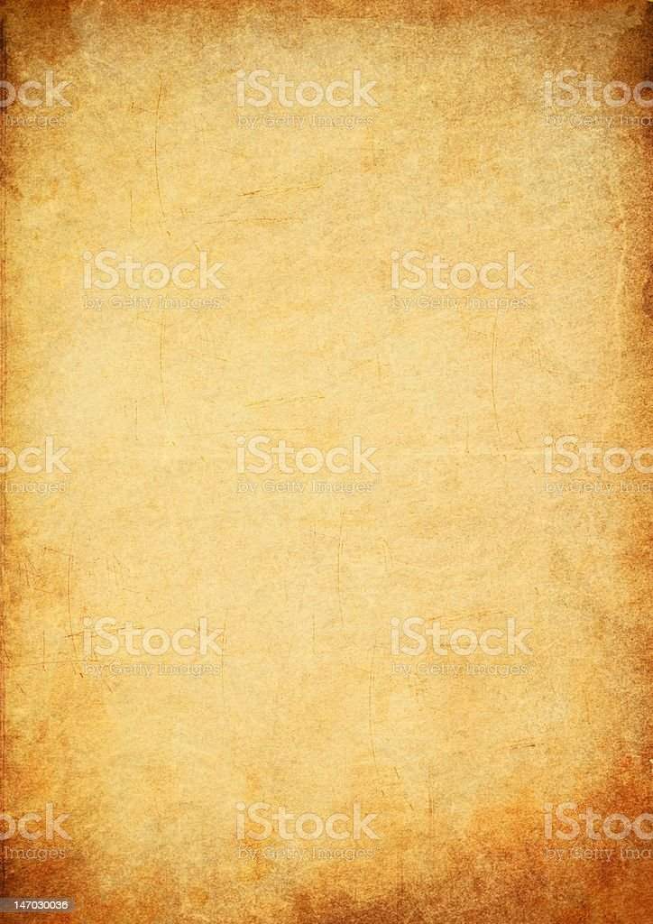 Old paper-Highly detailed image of grunge background royalty-free stock photo