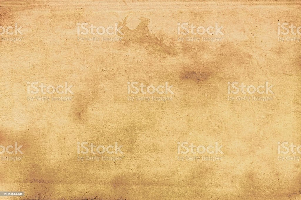 Old parchment background stock photo