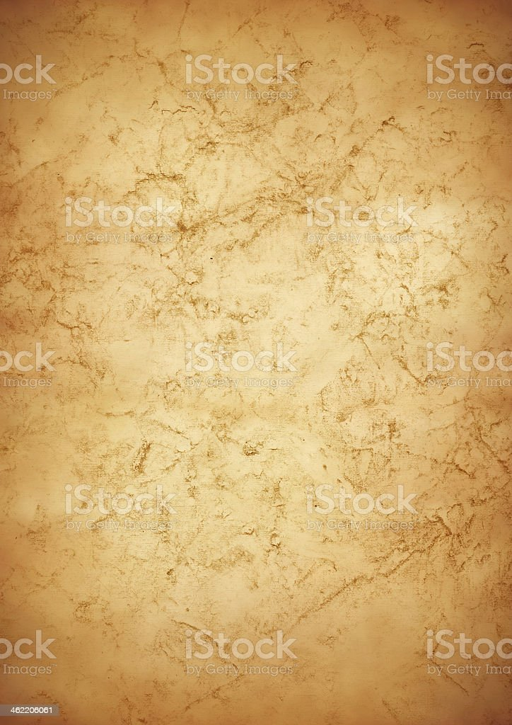 Old parchment paper texture stock photo