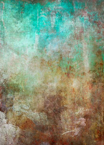 alte Patina Metall Grunge Hintergrund – Foto