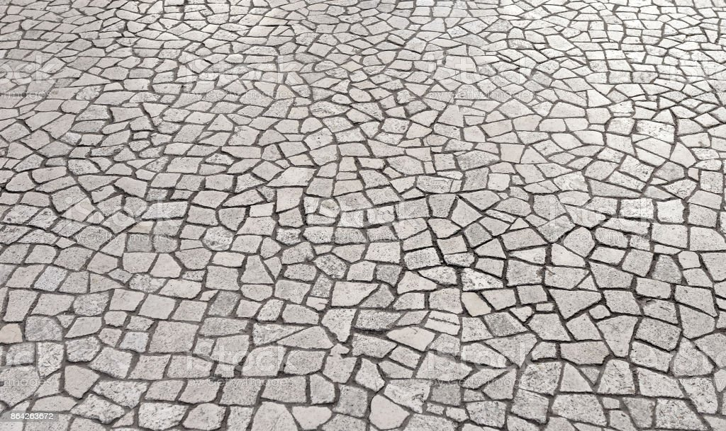 Old paving stones. royalty-free stock photo