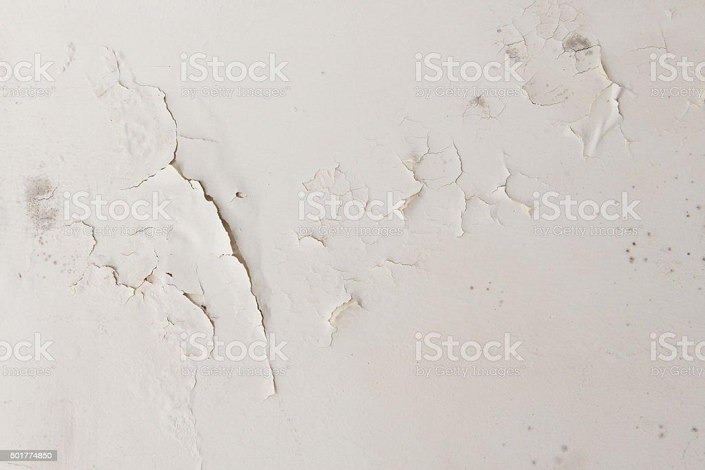 Old peeling paint background stock photo