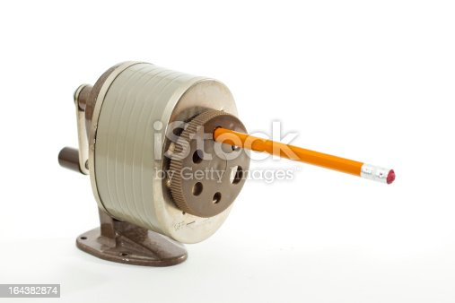 Old Pencil Sharpener