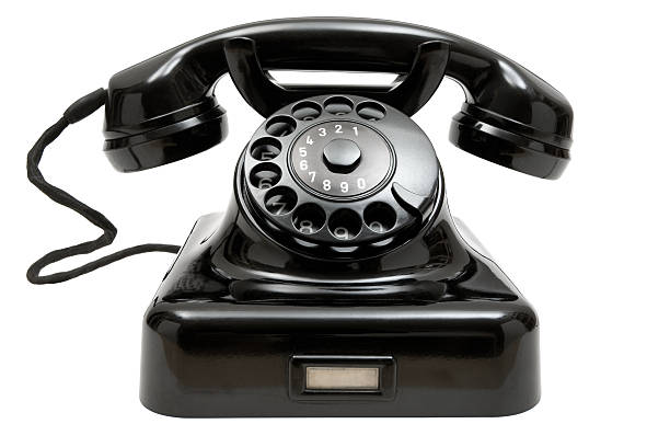 Image result for picture of an old telephone