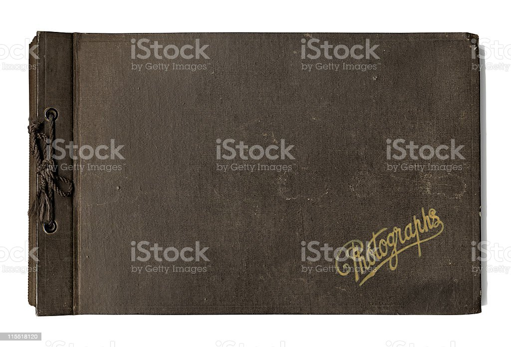 Old Photo Album Stock Photo More Pictures Of Antique Istock