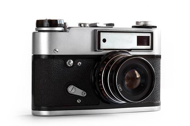 Altes Foto Kamera, die 35 mm. – Foto