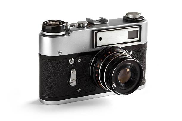 Altes Foto Kamera – Foto