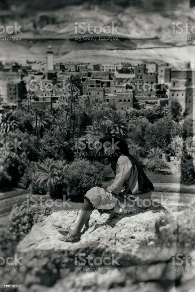 045041c54678 Old Photo In Morocco Stock Photo & More Pictures of 1940 - iStock