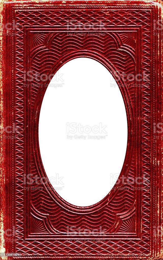 Old Photograph Frame royalty-free stock photo