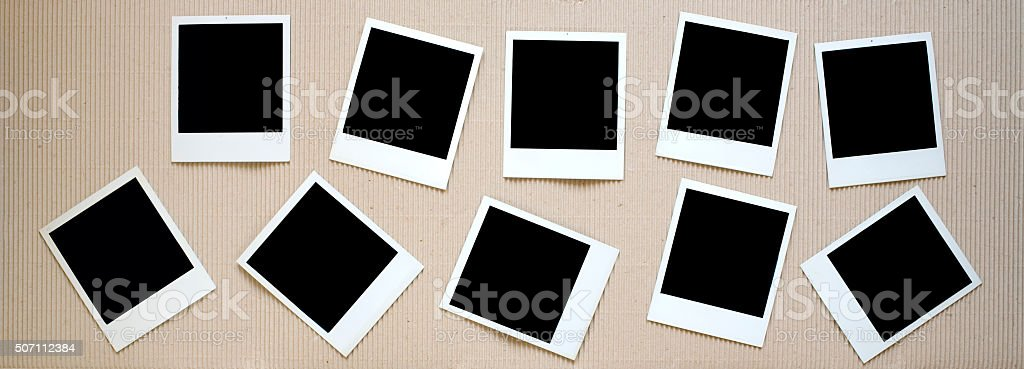 Alte Fotos Bilder Lizenzfreies stock-foto
