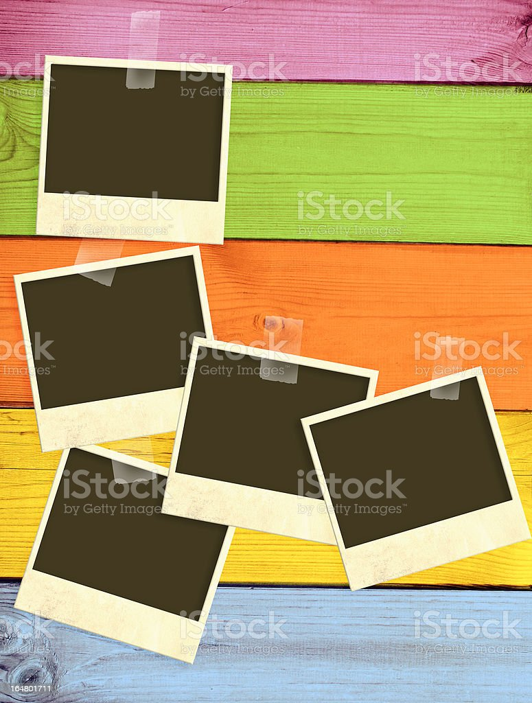 Old photos royalty-free stock photo