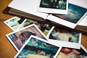 istock Old Pictures and Journal 178281231