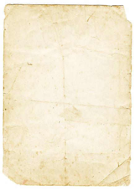 trozo de papel viejo - sepia imagen virada fotografías e imágenes de stock