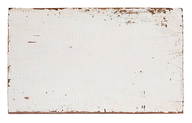 Old piece of weathered wood Old piece of white weathered wood, isolated on white, clipping path included. driftwood stock pictures, royalty-free photos & images