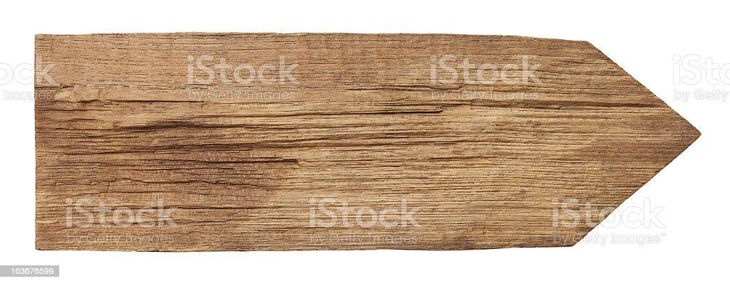 Velho pedaço de madeira envelhecida. - foto de acervo