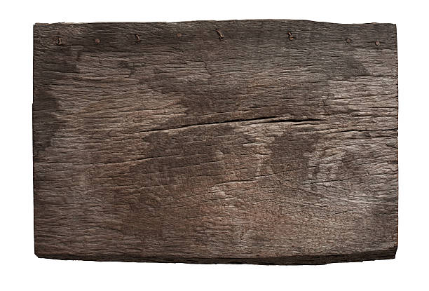 Old piece of weathered wood. Old piece of weathered wood, isolated on white. driftwood stock pictures, royalty-free photos & images