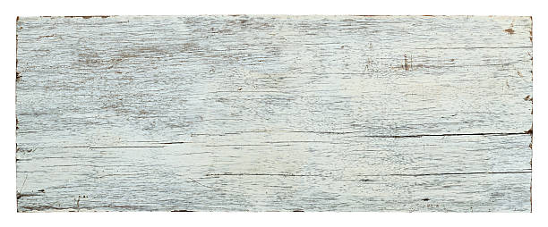 Old piece of white weathered wood board. Old piece of white weathered wood board, high resolution, composite image, isolated on white,clipping path included. driftwood stock pictures, royalty-free photos & images