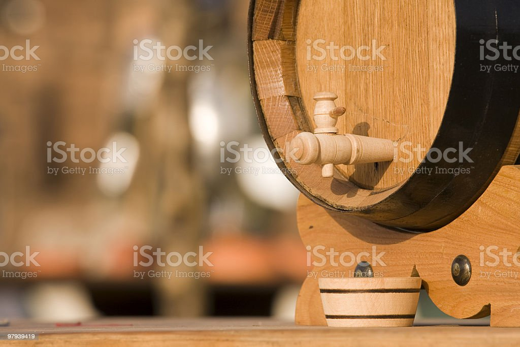 Old pipe royalty-free stock photo