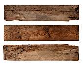 istock Old planks 134988374