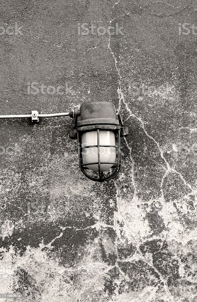Old plaster stock photo