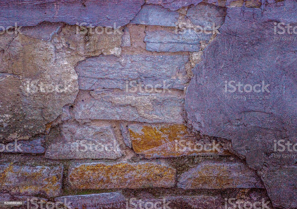 Old plaster royalty-free stock photo