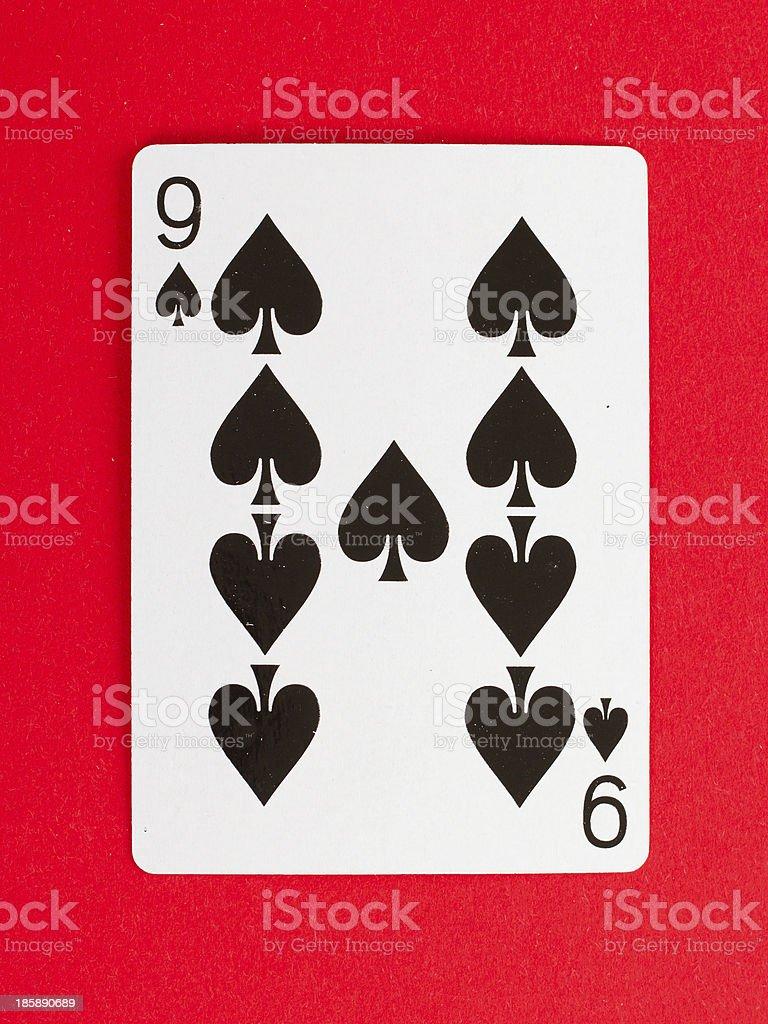 как играть в карты в 9
